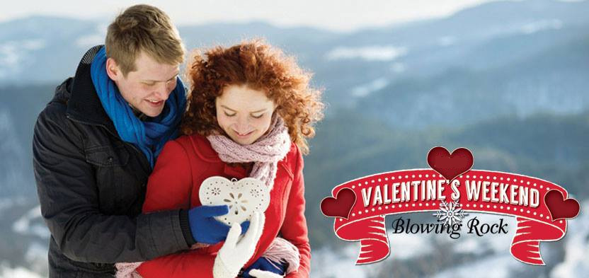 Valentine's Day 2021 in Blowing Rock