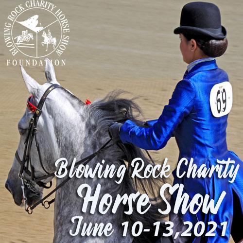 horse show button