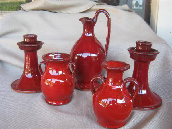owens red pottery bolick traditions