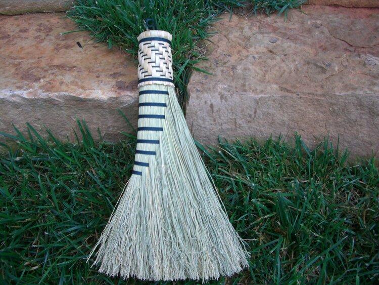 Making a Turkey Wing Broom- Workshop