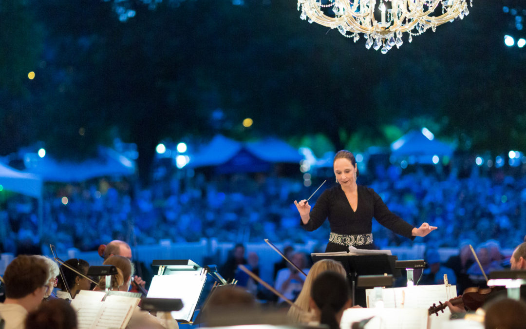 Symphony by the Lake at Chetola: Return of a Summer Tradition