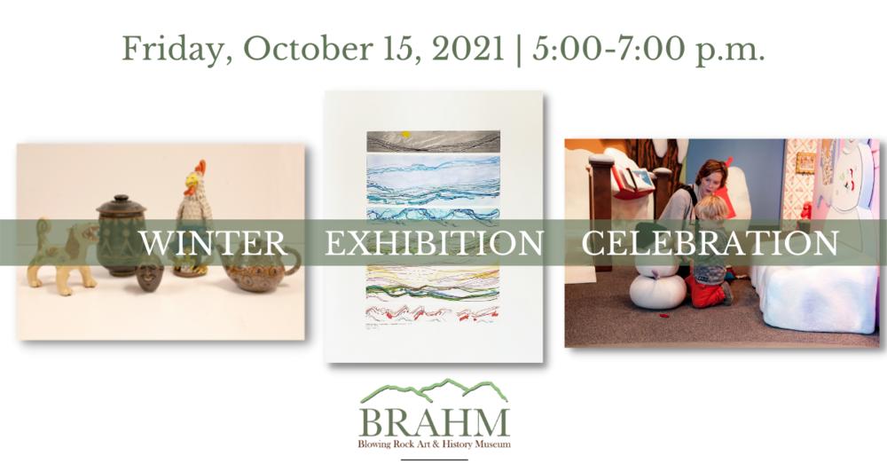 Fall Exhibition Celebration