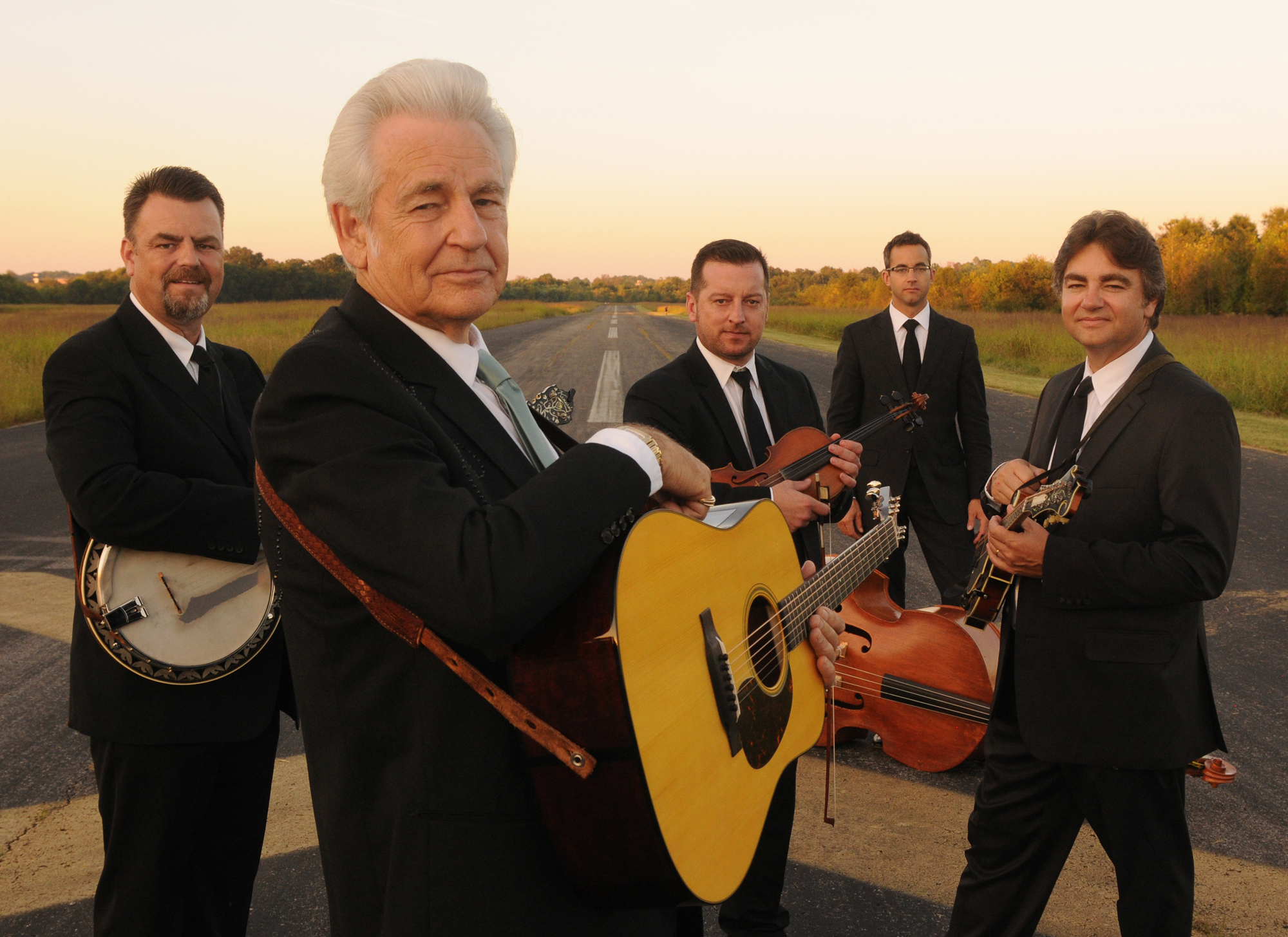 Del McCoury Band at App State