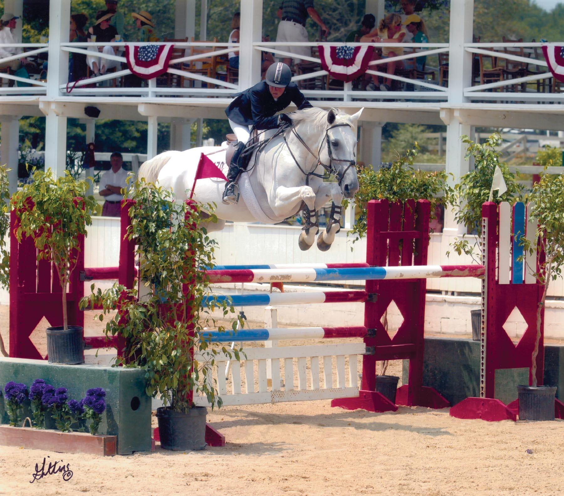 Blowing Rock Charity Horse Show Hunter/Jumper