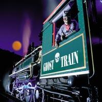 Tweetsie's Ghost Train- Fri & Sat nights thru October