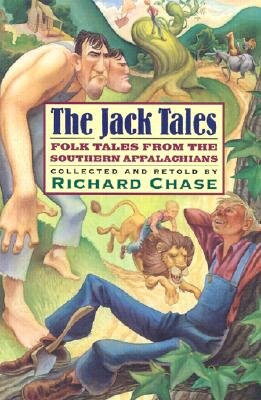 jack tales book cover