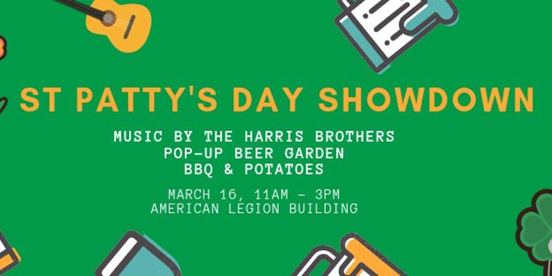 St. Patty's Day Showdown