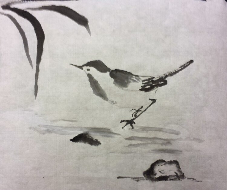 Learn Sumi-e Japanese Painting