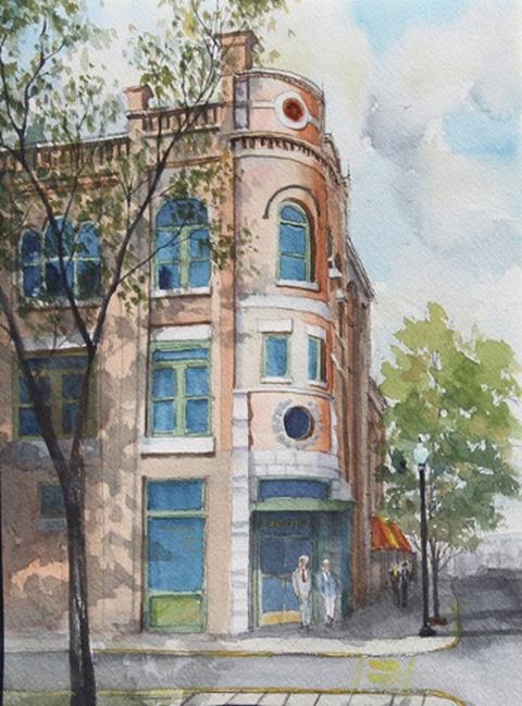 Artists in Residence: Zan Thompson