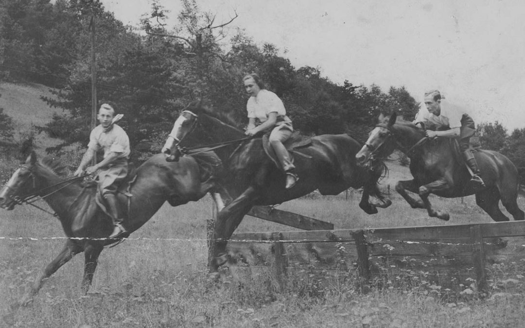 Blowing Rock Charity Horse Show: The OLDEST Continuous Outdoor Horse Show in America