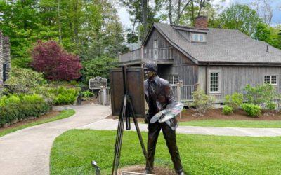 Elliott Daingerfield's Edgewood Cottage