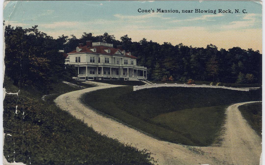 flat top manor, circa 1911
