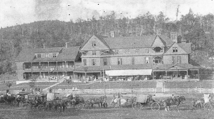 The Green Park Inn: Grand Dame of the High Country