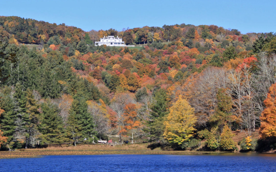 Mid-week Fall Itinerary