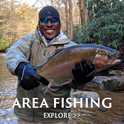 area fishing