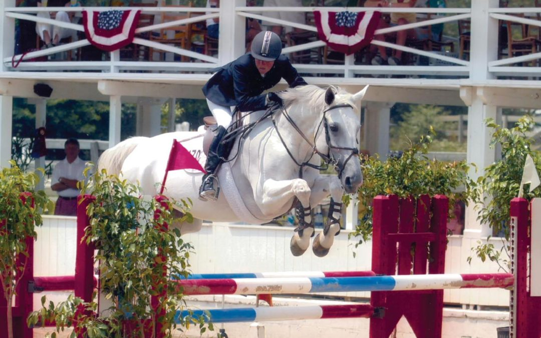 No Spectators at this Year's Horse Show