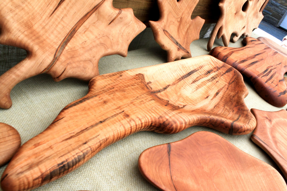 wood carving, woodwork pieces