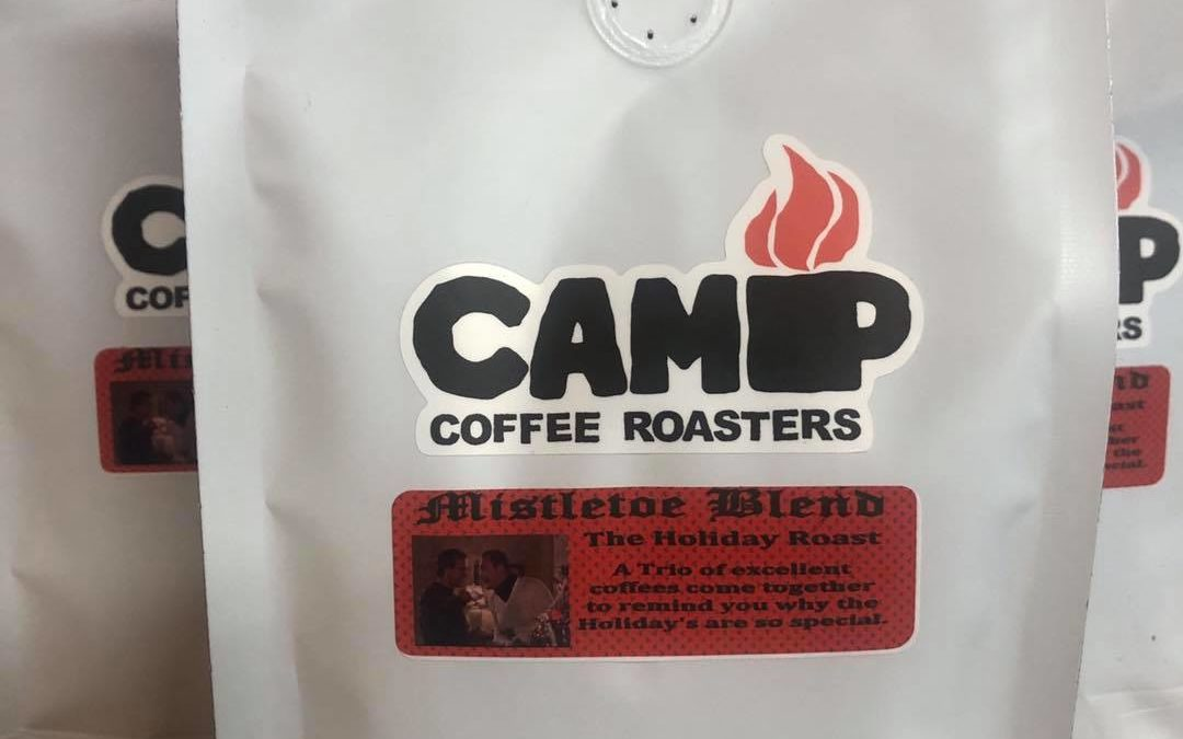 Day One: Camp Coffee Roasters